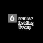 Bunker Holding logo Commentor