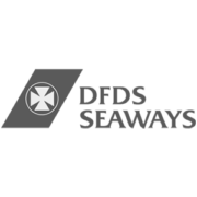 DFDS Seaways logo png Commentor kunde