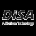 DISA logo png Commentor kunde