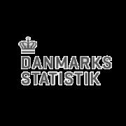 Danmarks Statistik logo Commentor logo