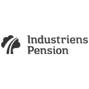 Industriens Pension logo png commentor kunde