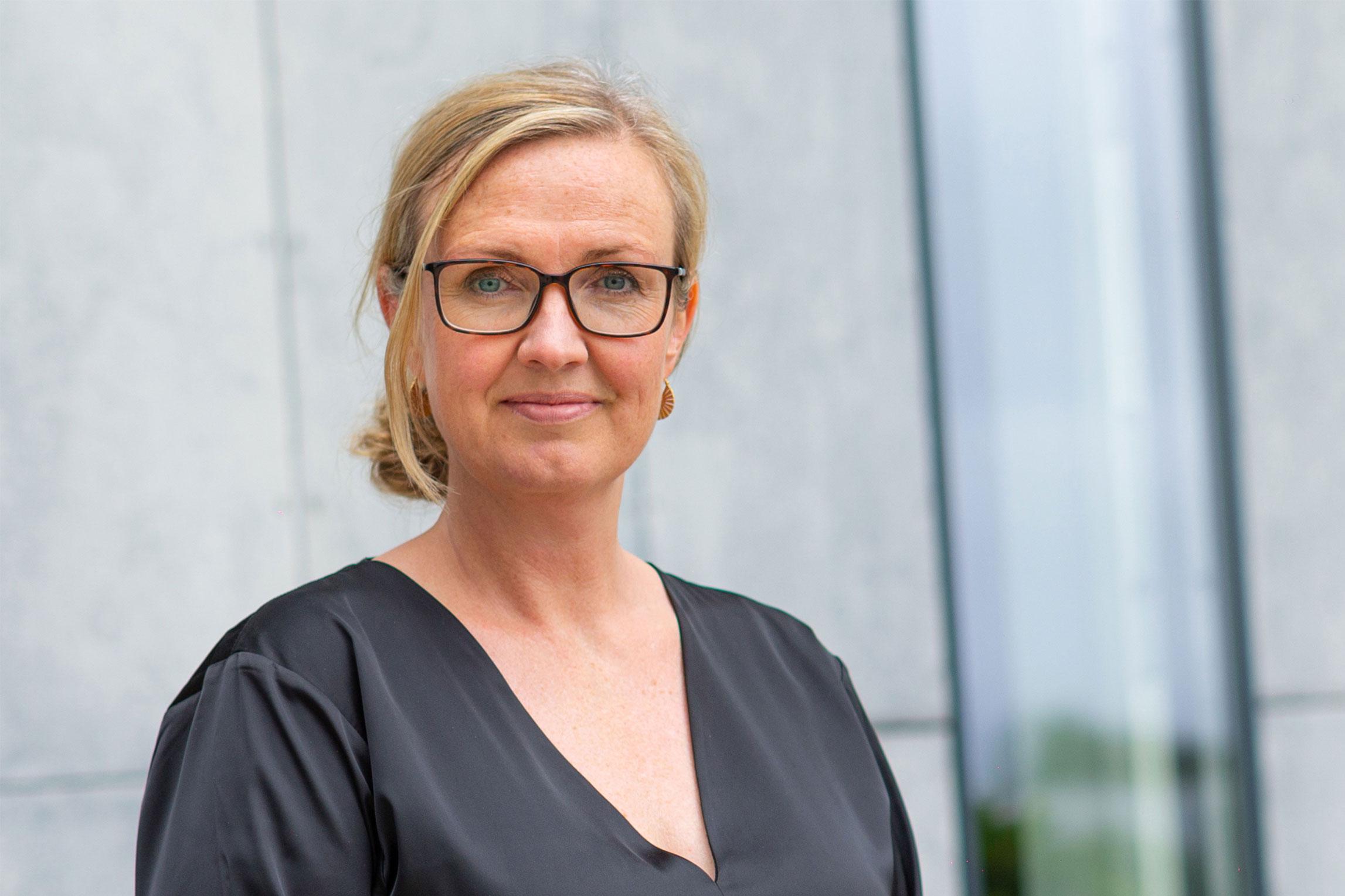 Lise Vestergaard salgsdirektør Commentor