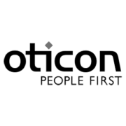 Oticon logo png commentor