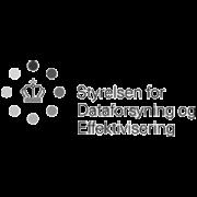 Styrelsen for Dataforsyning og effektivisering logo png commentor