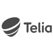 Telia logo png commentor