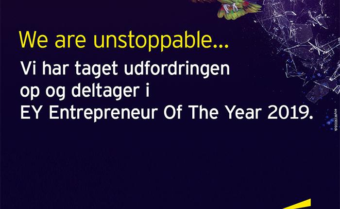 Commentor er nomineret til EY Entrpreneau of the Year