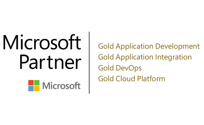 Microsoft Gold Partner commentor