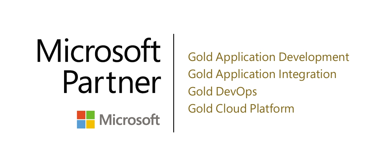 Commentor Microsoft Gold Partnerskab