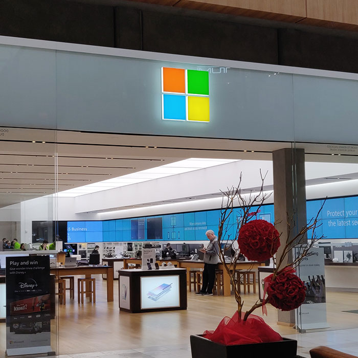 commentor microsoft leap